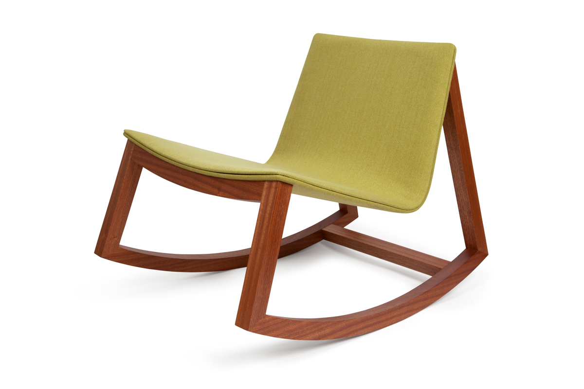 Unique chair designs - Coolree Rocking Chair