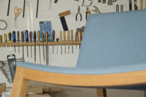 coolree design, rocking chair, furniture design, workshop