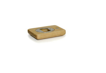 MAGNET Bottle Opener - Hand made Irish bottle openers, designed by Ireland's best online gift store. Hand made in Ireland using sustainable wood, these modern Irish bottle openers are the perfect gift for him
