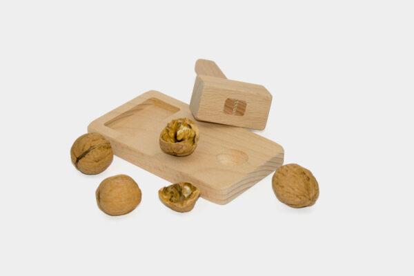Irish made nut crackers