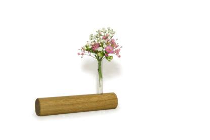 Flower Vase, colourful flower vases, handcrafted in Ireland.