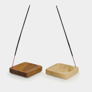 Set of modern Irish incense holders