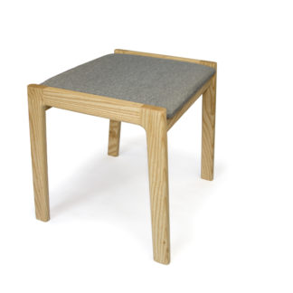 Modern Irish made wood stools. Perfect furniture for the modern home